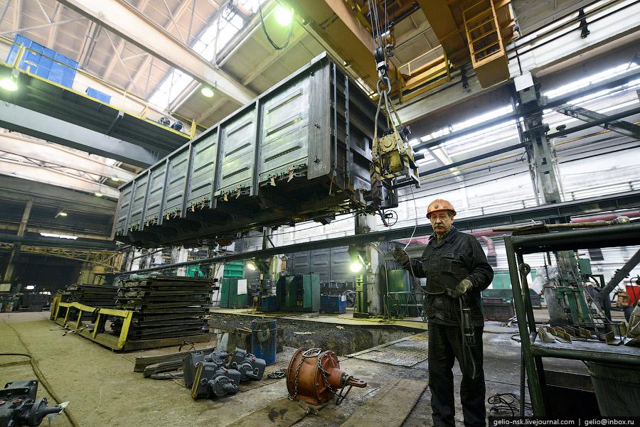 Основан в 1917 году и считается одним из старейших предприятий Алтайского края.