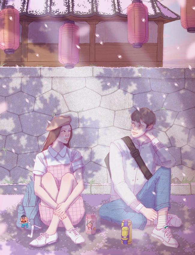 © Hyocheon Jeong  Это мир, который снаружи кажется простым иглупым, авнутри удивительный ин