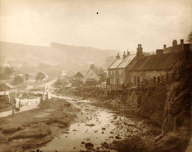 Жизнь английского городка в конце XIX – начале XX века. Фотограф Фрэнсис Мидоу Сатклифф