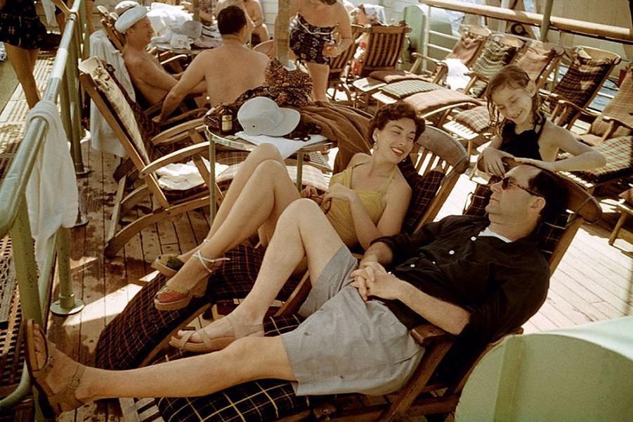 Красивые фотографии Кубы в 1954 году, которая выглядит как страна свободы