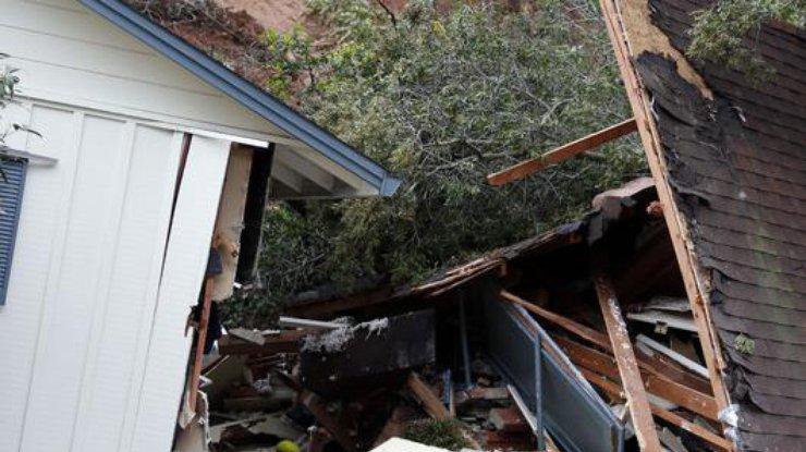 Калифорнию накрыл самый мощнейший запоследние 22 года шторм