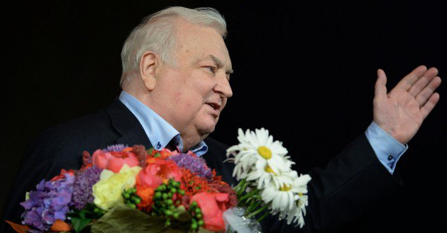 Артист Михаил Державин госпитализирован ссердечным приступом