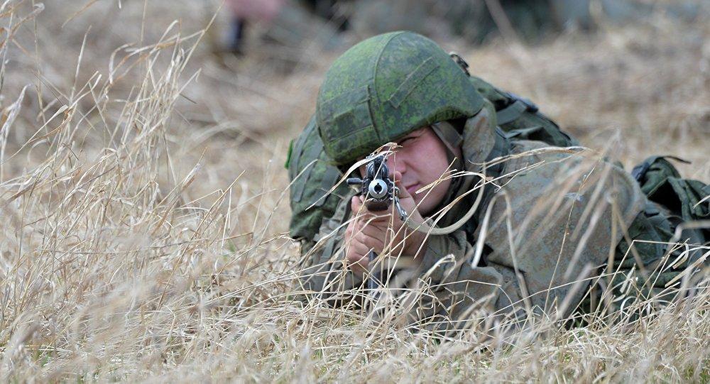 Русские десантники направились вБрест научения Славянское братство