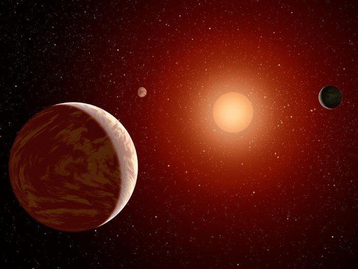 НАСА: Все планеты украсных карликов могут быть необитаемы