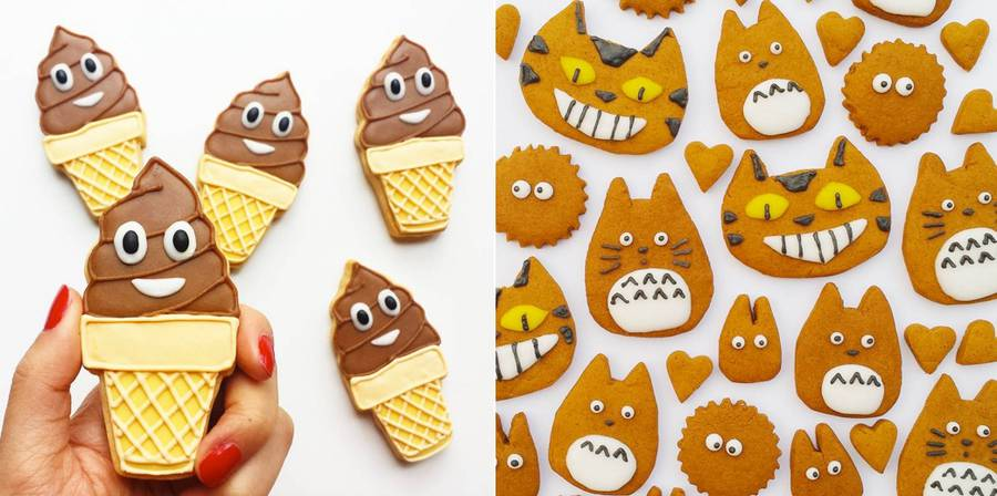 Delicious Kawaii Cookies and Donuts (20 pics)