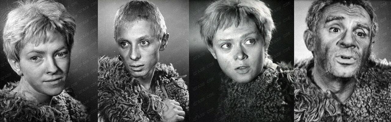 """""""Король Лир"""", 1970 год."""