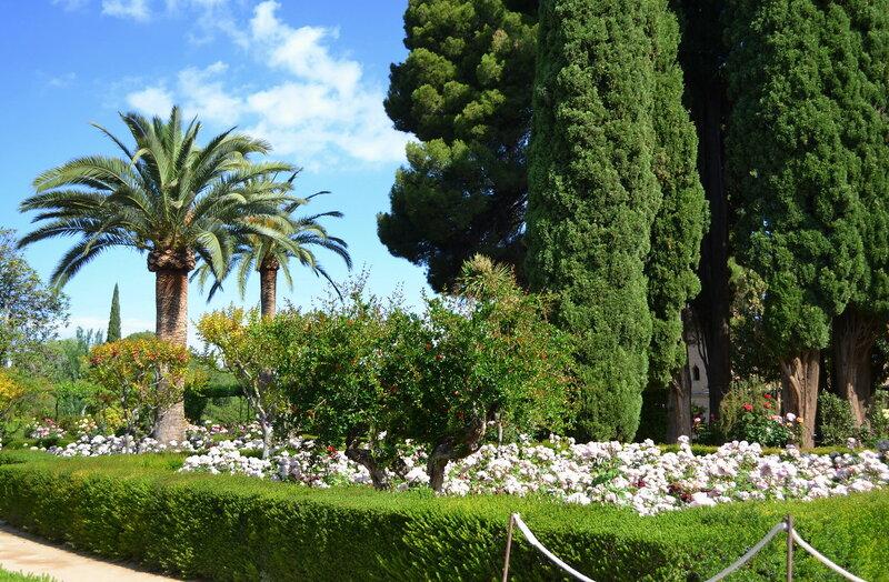 Сады Хенералифе