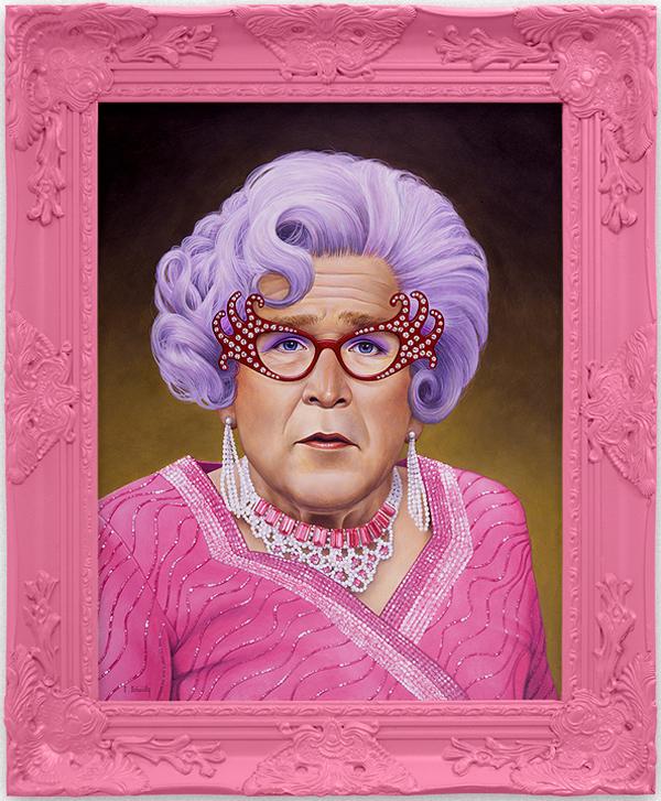 Scott Scheidly's Pink!