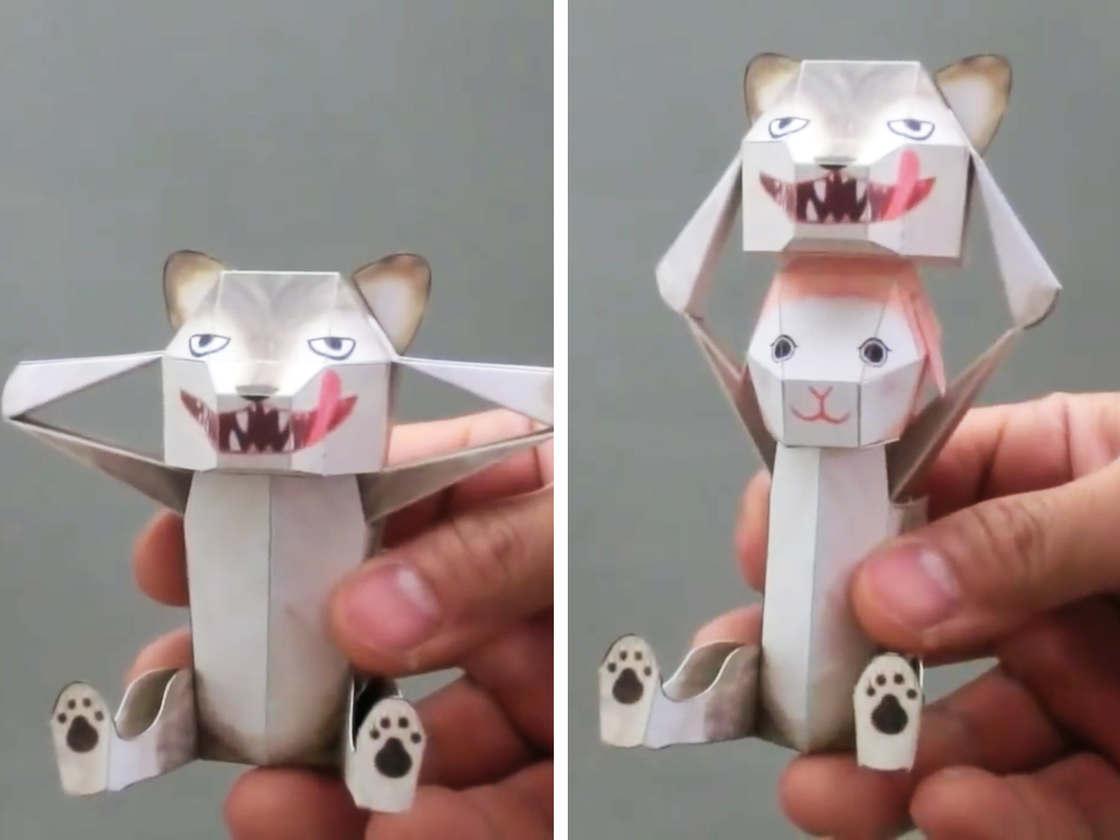 Kamikara – Les origami creatifs de Haruki Nakamura (2 pics)
