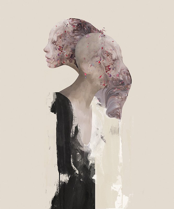 The digital manipulations of Januz Miralles