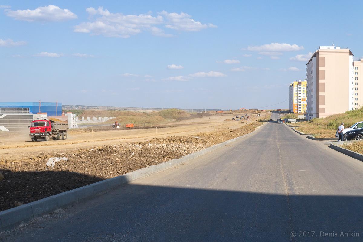 строительство бульвара в Солнечном-2 фото 18