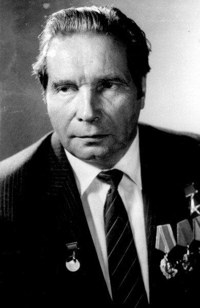 Новокузнецк - Алексей Федорович Кузнецов