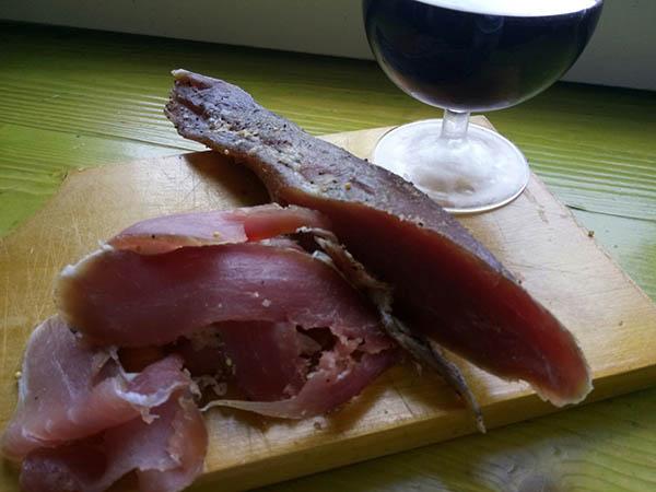 Сушилка для рыбы и мяса