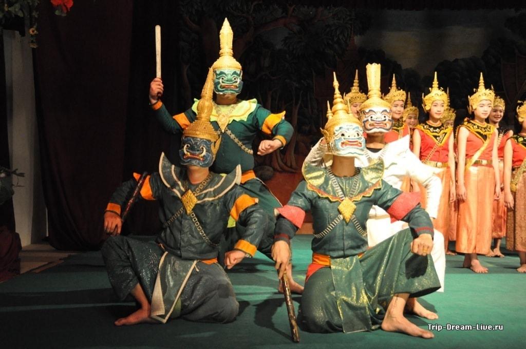 Лаосский балет