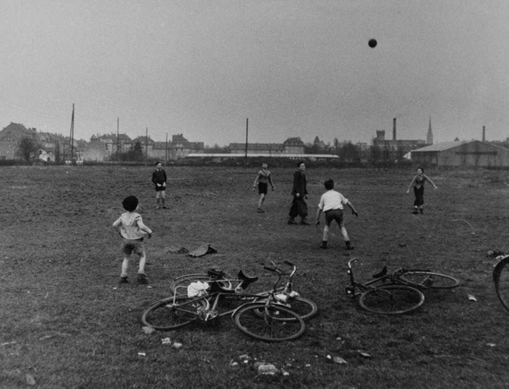 1954. Мюлуз
