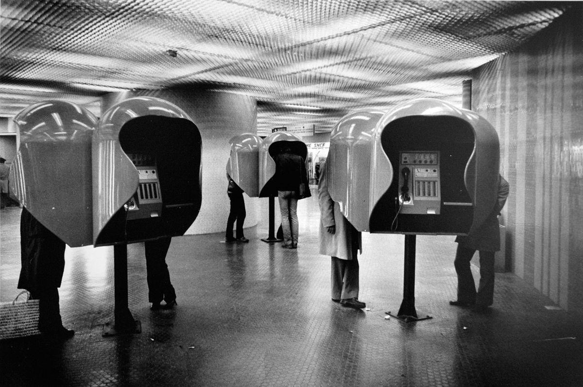 1979. Станция «Шатле — Ле-Аль»