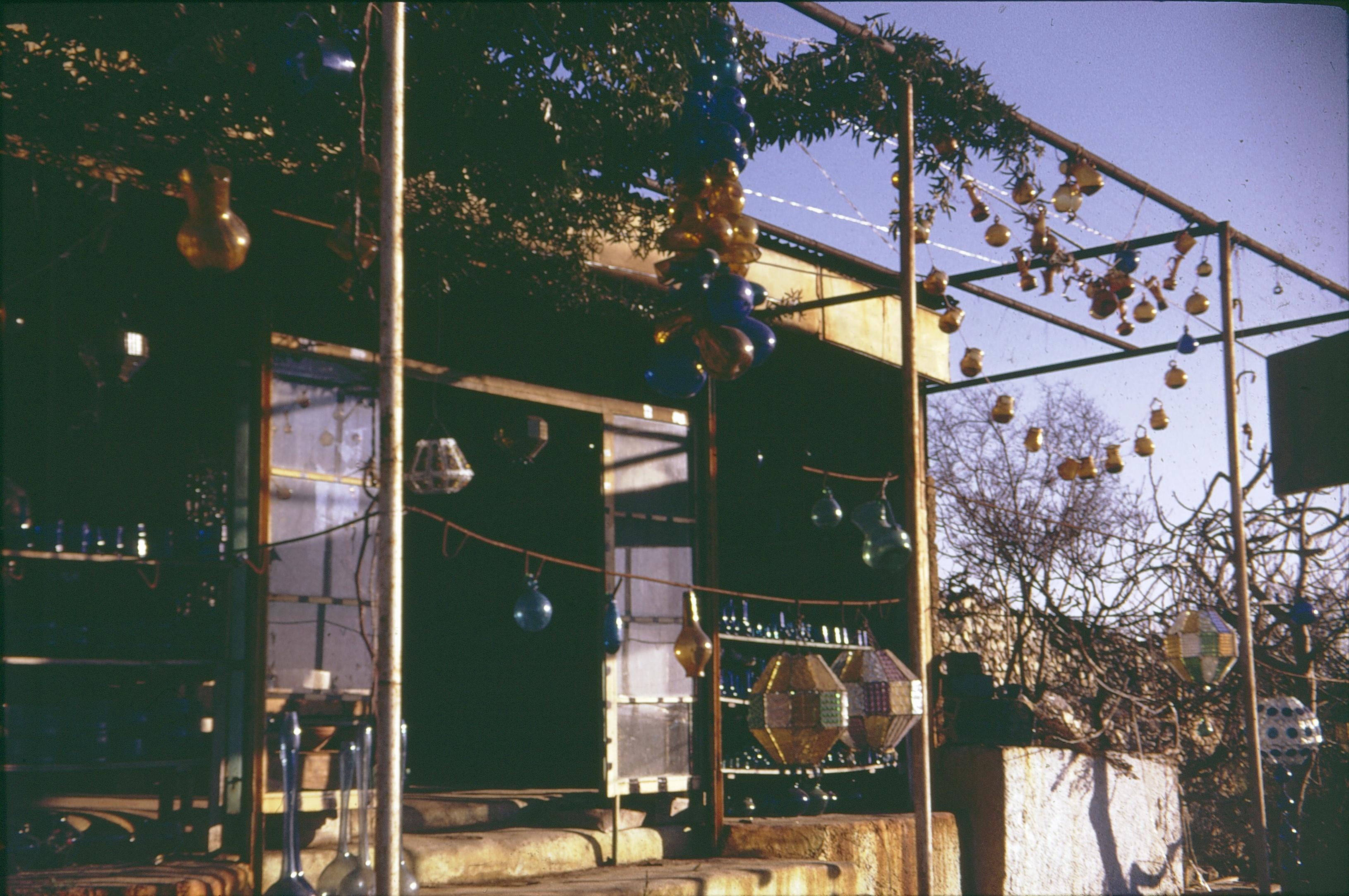 Хеврон. Лавка художественного стекла