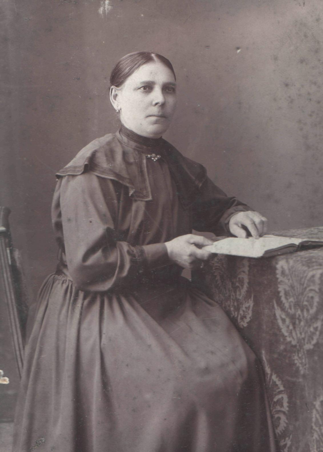 Портрет женщины. 1900-е
