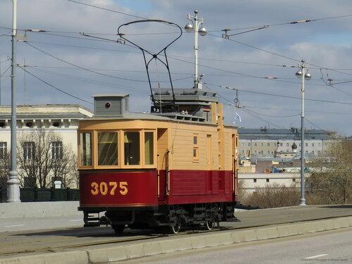 вагон-башня на базе Ф _3