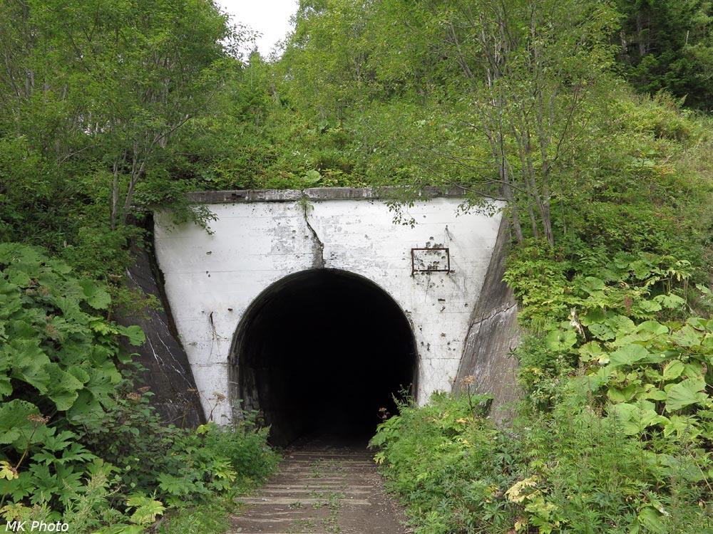 Восточный портал тоннеля 9