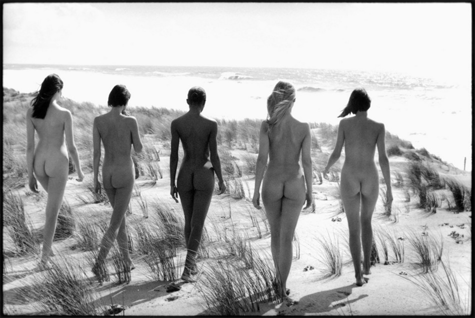 Интимный взгляд на красоту женщин Жан-Франсуа Жонвиля