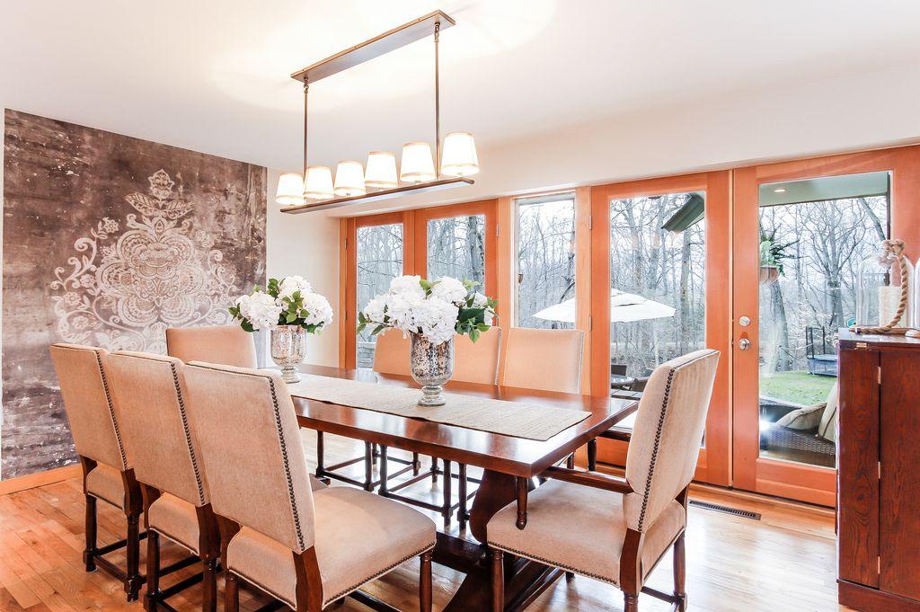 Дом в лесу США, который сейчас продают за $1,1 млн