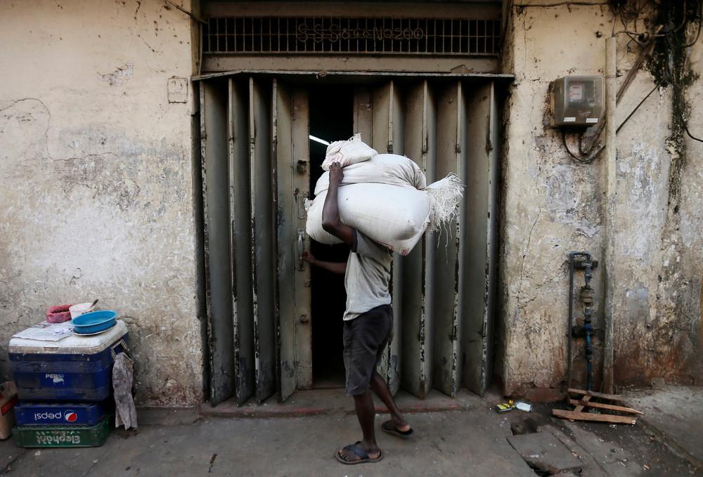 Снимки повседневной жизни в Шри-Ланке