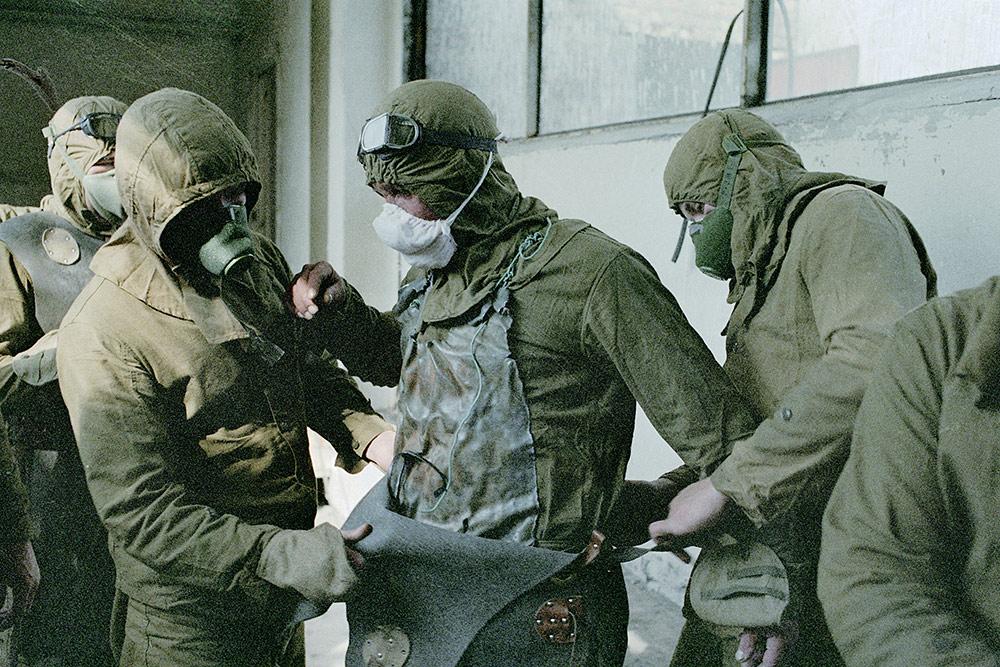 31 год со дня аварии на Чернобыльской АЭС