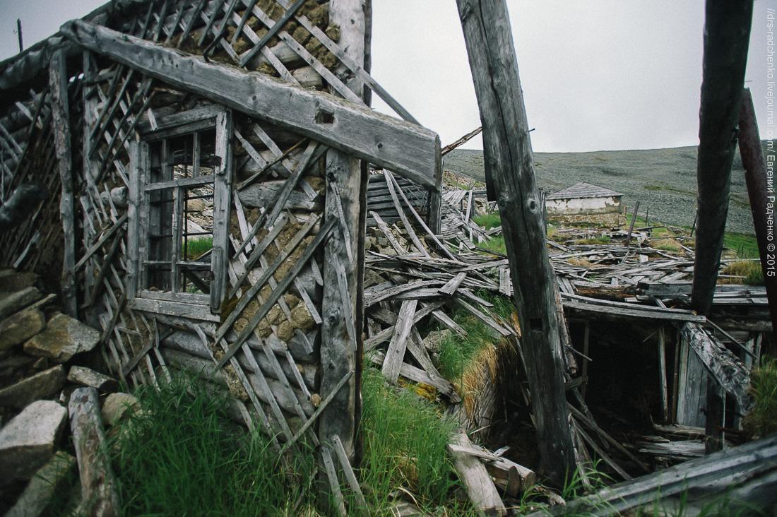 Колыма. Урановый рудник «Бутугычаг»