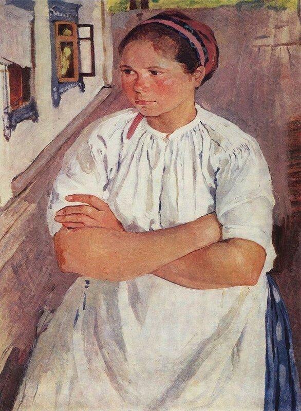 Портрет няни. 1908-1909.jpg