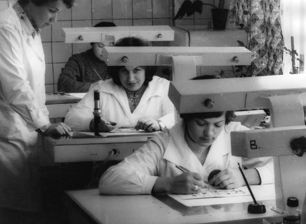 История промышленности России в фотографиях: ООО Завод «Калининградгазавтоматика»