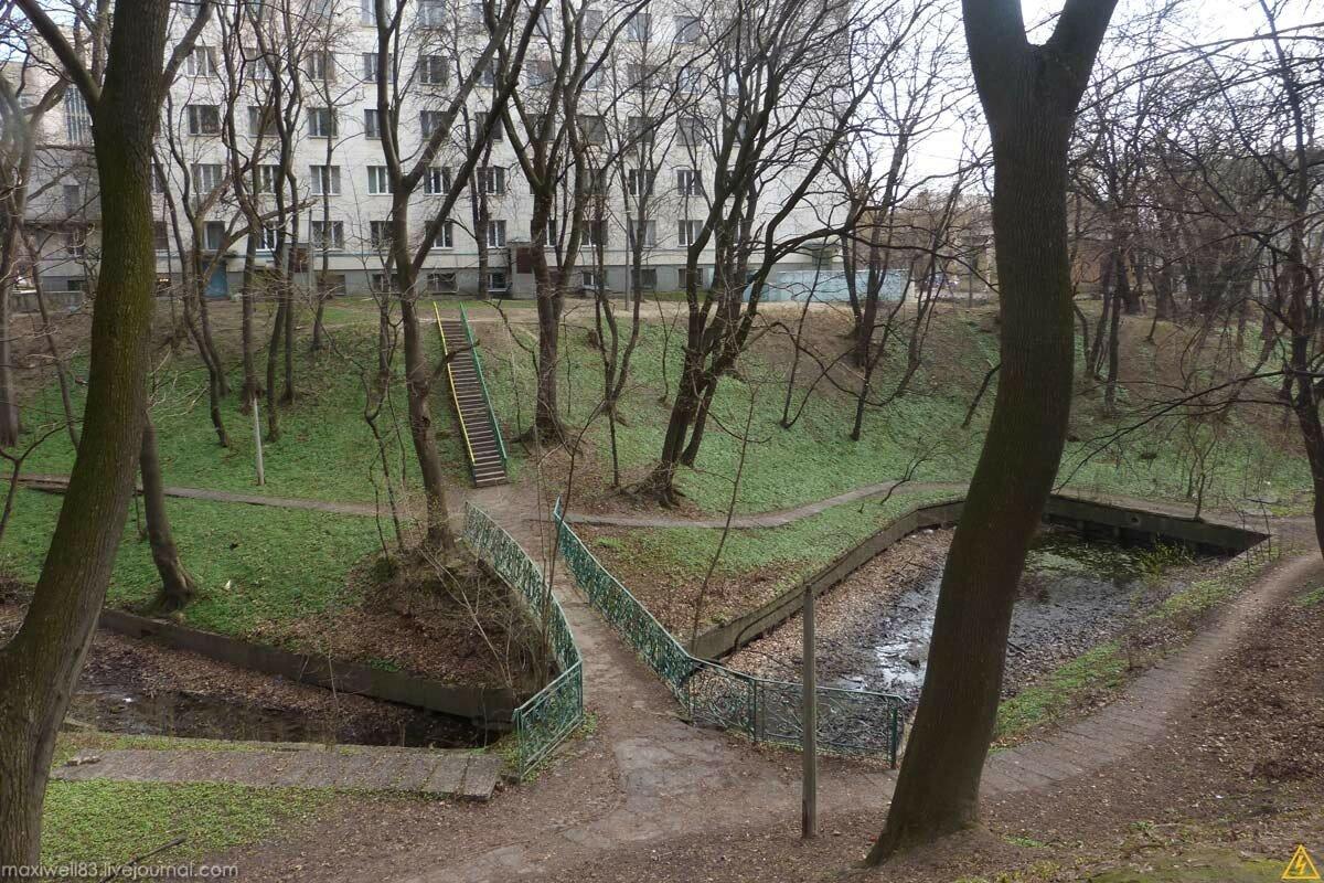 Колишні радянські державні дачі в Києві