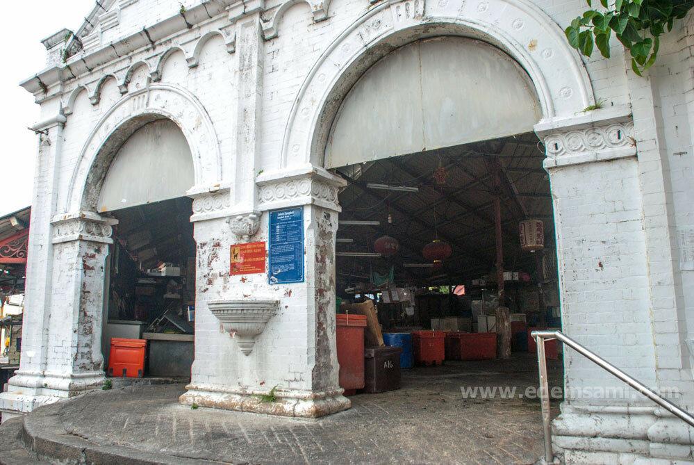 Старый город на Пенанге