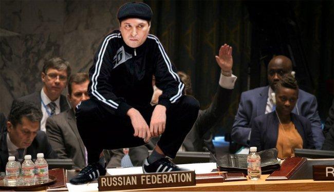 РФ заблокировала резолюцию Совбеза ООН, осуждающую применение химоружия в Сирии - Цензор.НЕТ 9066