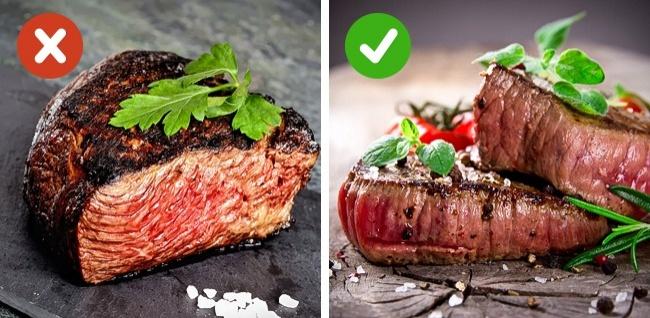 © depositphotos  © depositphotos  Даже самое хорошее мясо можно суспехом превратить вн