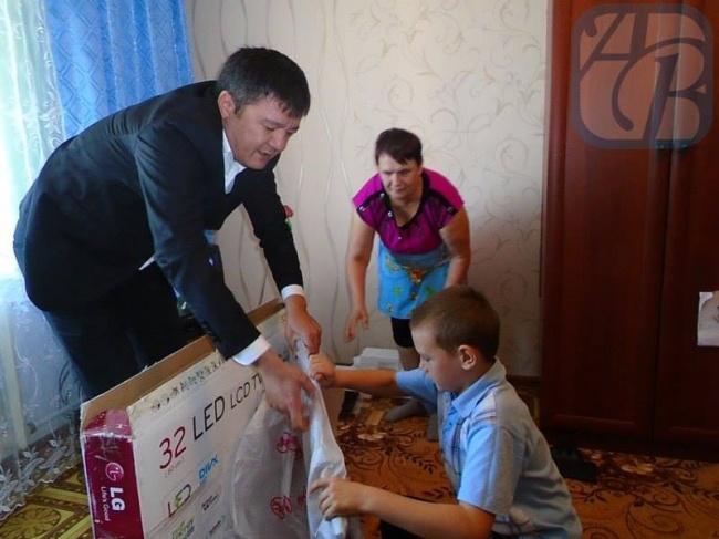 © facebook.com/  Неизвестный вКазахстане подарил квартиру бездомной женщине, чтобы она смогла