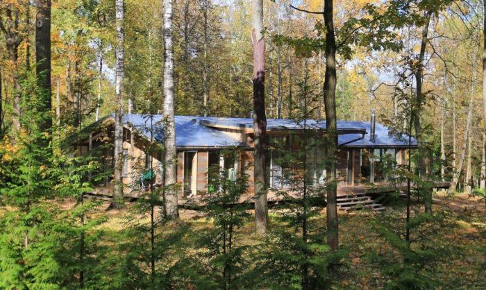 Модульный дом в Подмосковье, построенный за неделю и всего 4 миллиона рублей