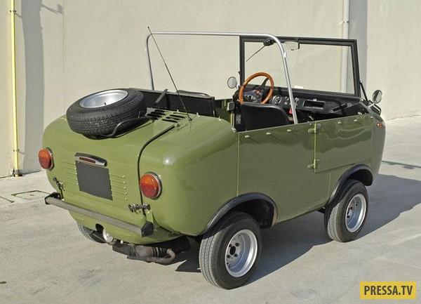 Выпуск Ferves Ranger развернулся в 1966 году, однако сенсации не случилось. Автомобилисты машину не