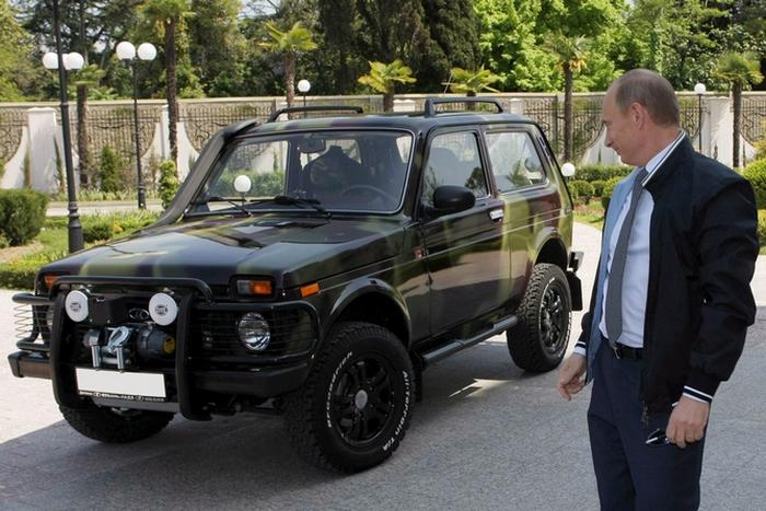 LADA 4х4 Джунгли – автомобиль, достойный президента! Что и говорить, технические характеристик