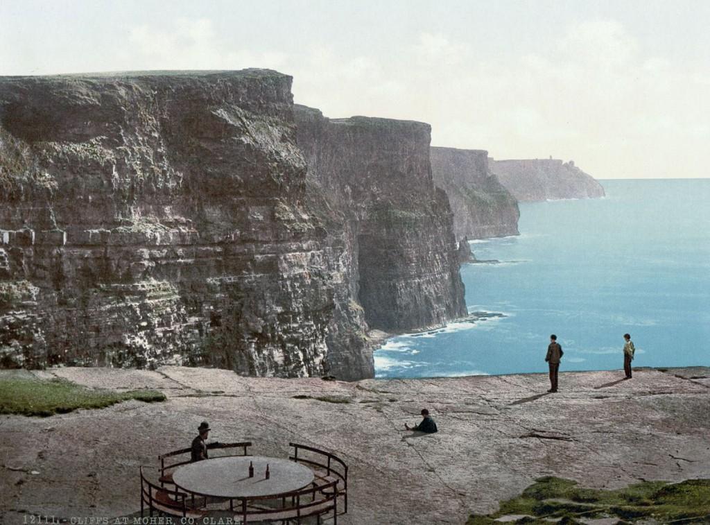 Ирландия в 1890-х: красоты Изумрудного острова в ярких открытках (20 фото)