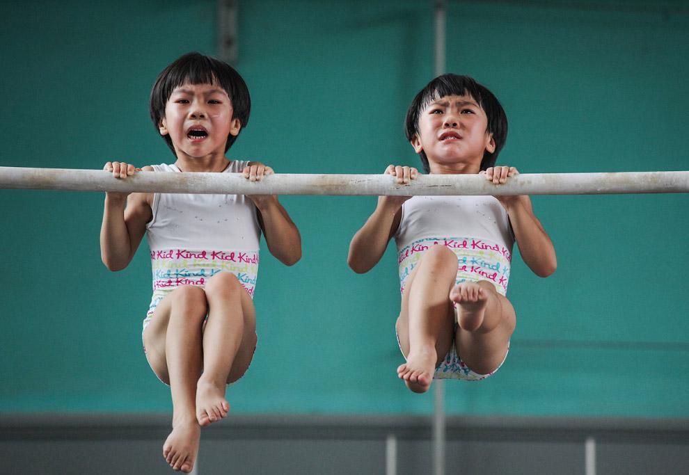 9. Фотография из Китая и 3-е место в категории «Портреты». (Фото Ren shi Chen | Sony World Phot