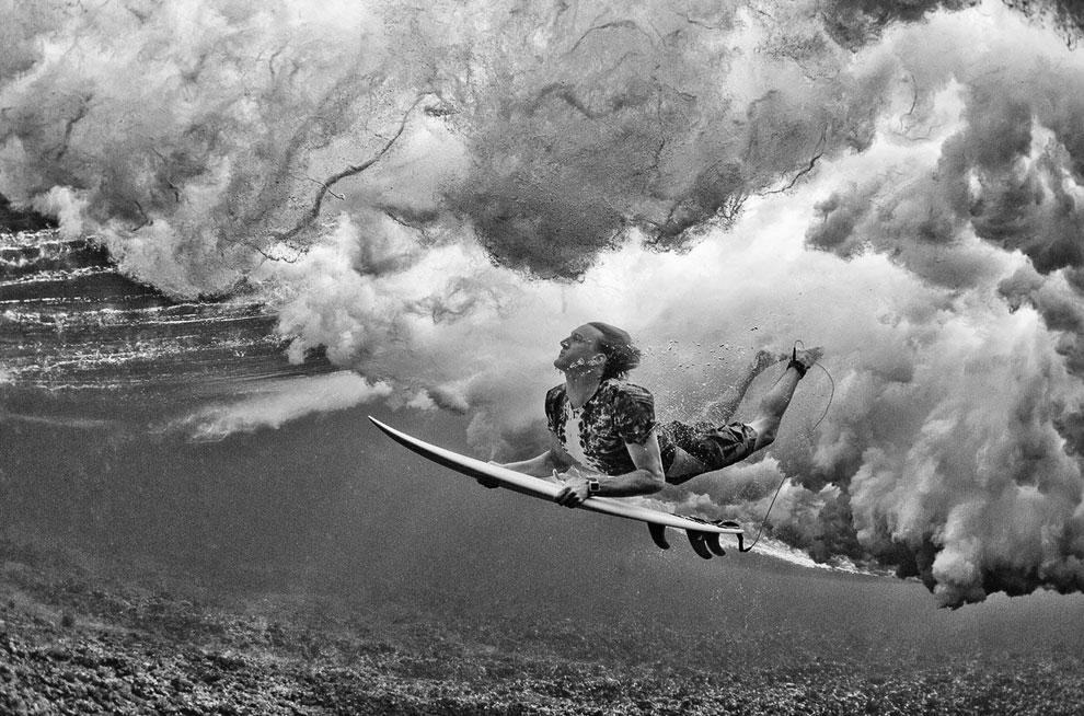 Парк Йосемити, Калифорния. (Фото Alexandre Buisse | Red Bull Illume):
