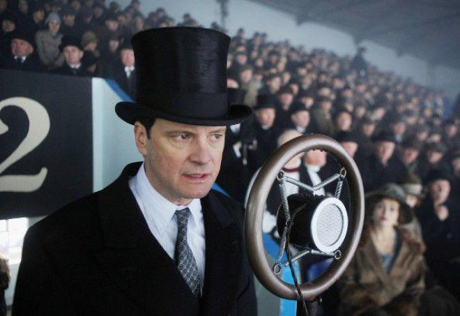 Король говорит (2010) История о короле Великобритании Георге VI, отце нынешней королевы Елизаветы II