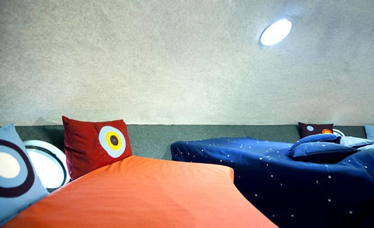 Дикая ночь в НЛО