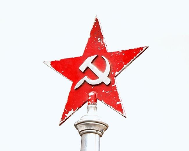 © Vera Kratochvil  Красная звезда известна всем как символ Красной армии. Она обозначала 5пал