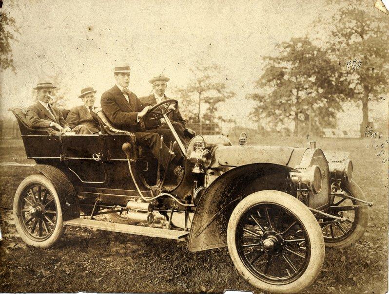 H. A. Moyer Automobile Company, Сиракузы, Нью-Йорк, 1912