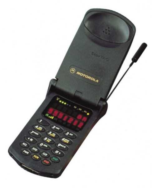 Первый смартфон: Nokia 9000 Communicator (1996 год) Вес Nokia 9000 Communicator (397 грамм) не помеш