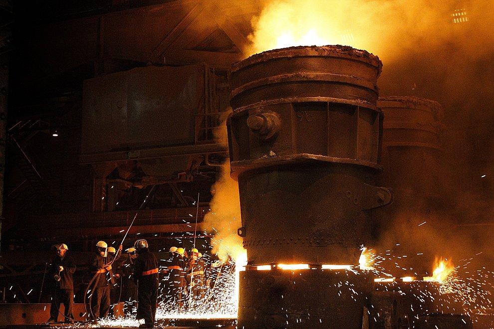 Завод в Чикаго, США: