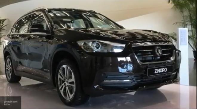 Стартуют продажи китайского близнеца БМВ X1