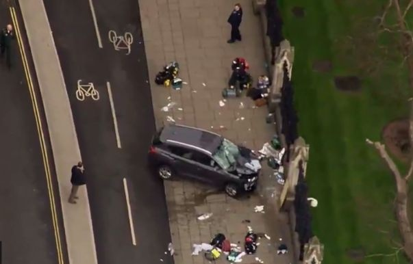 СМИ перепутали имя исполнителя теракта встолице Англии